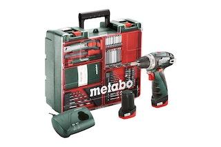 Metabo Akku-Bohrschrauber PowerMaxx BS Basic Set