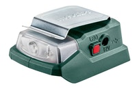 Metabo Akku-Power-Adapter PowerMaxx PA 12 LED-USB