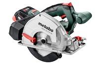 Metabo Akku-Metall-Handkreissäge MKS 18 LTX 58