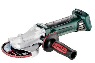 Metabo Akku-Flachkopf-Winkelschleifer WF 18 LTX 125 Quick