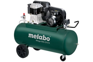 Metabo Kompressor Mega 650-270 D