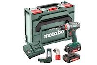 Metabo Akku-Bohrschrauber BS 18 Quick Set