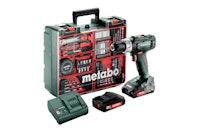 Metabo Akku-Schlagbohrschrauber SB 18 L Set
