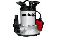 Metabo Flachsaugende Klarwasser-Tauchpumpe TPF 6600 SN