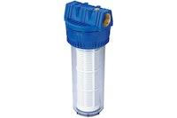 """Metabo Filter für Hauswasserwerke 1 1/4"""" langmit waschbarem Filtereinsatz"""