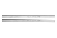 Metabo 2 HSS Wende-Hobelmesser 334x16x2mm