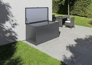 KGT Gartenbox aus Aluminium