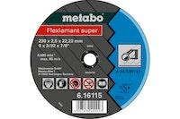 Metabo Flexiamant super 230x2,5x22,23 StahlTrennscheibegekröpfte Ausführung