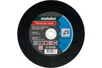 Metabo Flexiamant super 300x3,5x22,2 StahlTrennscheibegerade Ausführung