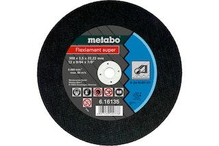 Metabo Flexiamant super 300x3,5x25,4 StahlTrennscheibegerade Ausführung