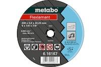 Metabo Flexiamant 230x3,0x22,23 InoxTrennscheibegerade Ausführung