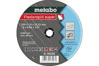 Metabo Flexiarapid super 230x1,9x22,23 InoxTrennscheibegerade Ausführung