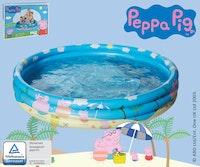 Happy People  Peppa Pig 3-RingPool, aufgeblasen ca. 122x23 cm