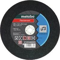 Metabo Flexiamant 355x3,0x25,4 StahlTrennscheibeForm 41