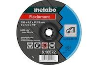 Metabo Flexiamant 125x4,0x22,23 StahlSchruppscheibegekröpfte Ausführung