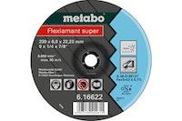 Metabo Flexiamant super 150x6,0x22,23 InoxSchruppscheibegekröpfte Ausführung