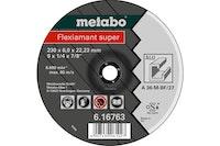 Metabo Flexiamant super 150x6,0x22,23 AluSchruppscheibegekröpfte Ausführung
