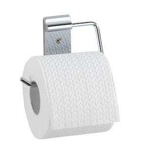 Wenko Toilettenpapierhalter ohne Deckel, Basic
