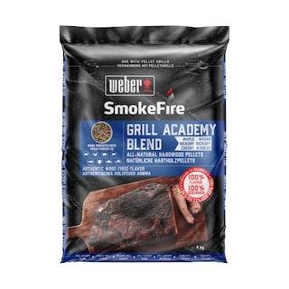 Weber SmokeFire 100% natürliche Holzpellets Grill Academy Blend (190101)
