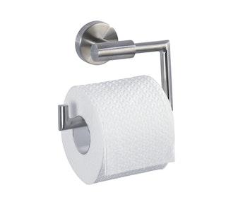 Wenko Toilettenpapierhalter ohne Deckel, Bosio, Edelstahl