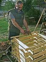 T&J BODO Holzkomposter