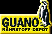 Mit GUANO Nährstoff-Depot
