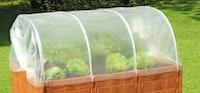 Juwel Tunnelfolie für Hochbeet Profiline