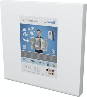 Fundo Top Slim-Kit Bausatz f. Duschböden versch. Größen