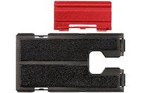 Metabo Schutzplatte Kunststoff mit Filz für Stichsäge incl. Adapter für Führungsschiene