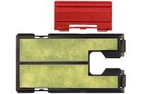 Metabo Schutzplatte Kunststoff mit Hartgewebe-Einlage für Stichsäge incl. Adapter für Führungsschiene