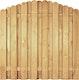 T&J DAAN-Serie Sichtschutz 180 x 180/160 cm