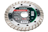 """Metabo Diamant-Frässcheibe125x6x22,23 mm""""professional""""""""UP-TP""""Universal- Tuckpointing"""