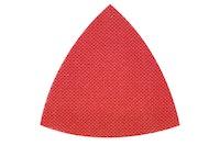 Metabo Selbstklebende Folie mit Kletthaftung für Dreieckschleiferfür die Lamellen-Schleifplatte 6.24972