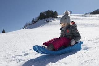 KHW Schlitten Snow Star de Luxe