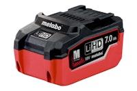 Metabo Akkupack LiHD 18 V - 7,0 Ah