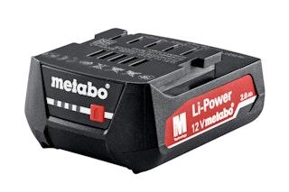 """Metabo Akkupack 12 V2,0 AhLi-Power""""AIR COOLED"""""""