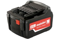 "Metabo Akkupack 14,4 V4,0 AhLi-Power ""AIR COOLED"""