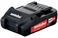 "Metabo Akkupack 18 V2,0 AhLi-Power""AIR COOLED"""