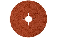 Metabo Fiberscheibe 125 mm P 24Keramikkorn