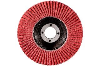 Metabo Lamellenschleifteller 125 mm P 40Keramikkorn