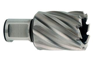 Metabo HSS-Kernbohrer 22x30 mmWeldonschaft 19 mm