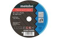 Metabo 5 Flexiarapid Super 76x1,0x10,0 mm InoxTF 41