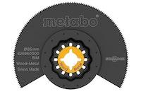 Metabo SegmentsägeblattHolz und MetallBiMØ85 mm