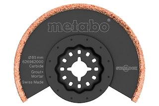 Metabo SegmentsägeblattFugen und SpachtelHM85 mm