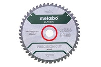 "Metabo Sägeblatt ""precision cut wood - classic""254x2,4/1,8x30Z48 WZ 5°neg."