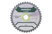 "Metabo Sägeblatt ""cordless cut wood - classic""216x1,8/1,2x30 Z40 WZ 5°"