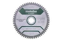 "Metabo Sägeblatt ""multi cut - classic""216x2,4/1,8x30Z60 FZ/TZ5°neg."
