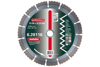 """Metabo Diamant-Trennscheibe115 x 2,15 x 22,23 mm""""professional""""""""UP""""Universal"""