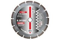 "Metabo Diamant-Trennscheibe115 x 2,15 x 22,23 mm""classic""""AC""Abrasiv"