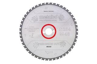 "Metabo Sägeblatt ""precision cut wood - professional""250x2,8/1,8x30Z42 WZ 15°"